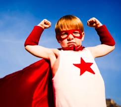 Empowered child