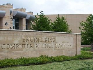 Engineering building, utd