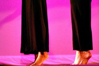 Dance, feet